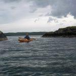 Island Bagging off Shuna